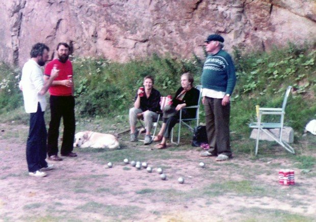 The Birth of Boules