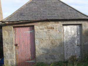 Back sheds