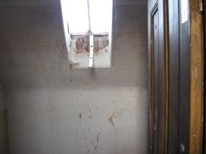 Upstairs box room