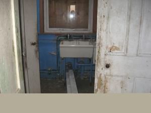 Downstairs old kitchen